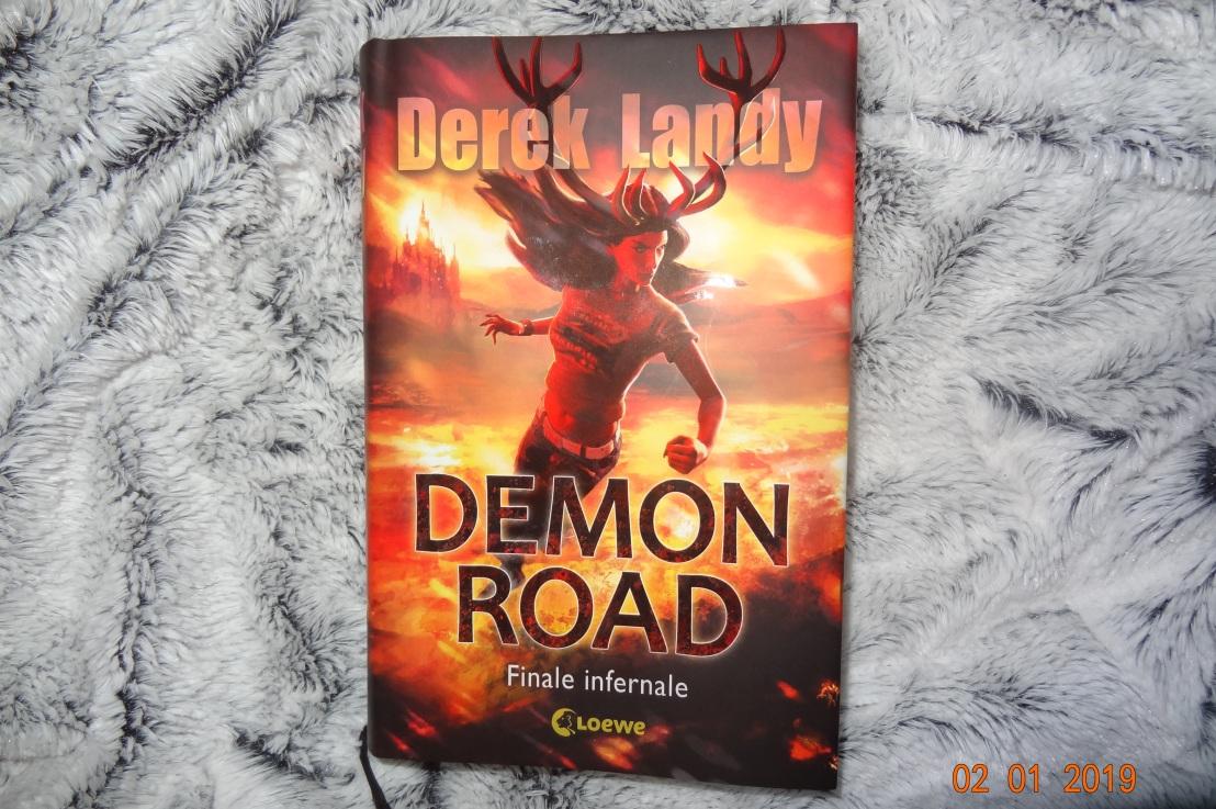 Rezension: Demon Road – Finale infernale♥♥♥♥
