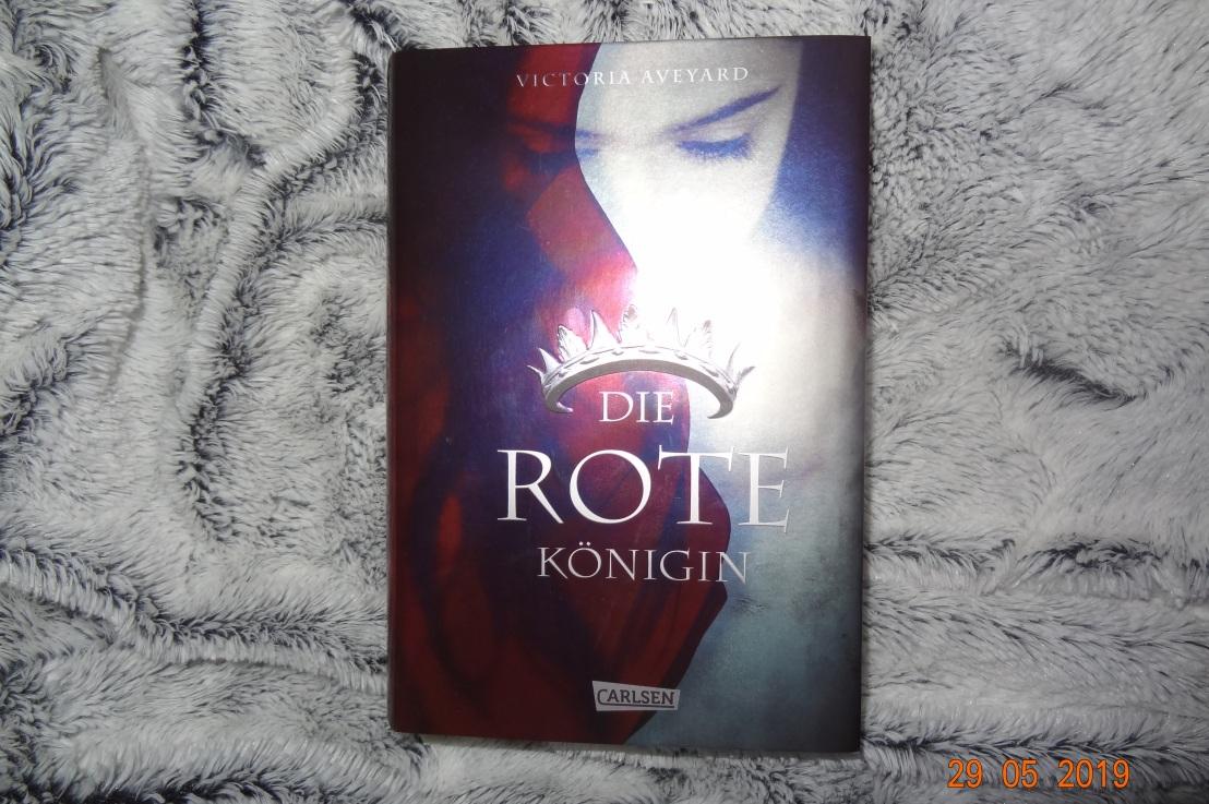 Rezension: Die rote Königin♥♥♥♥♥