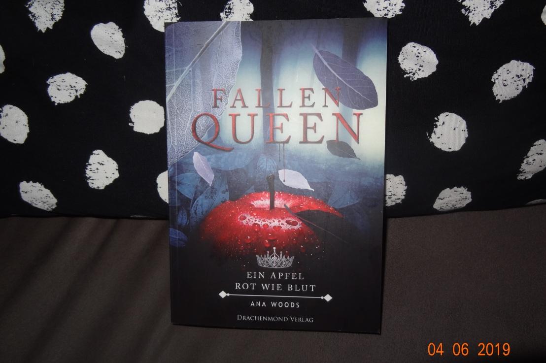 Rezension: Fallen Queen – Ein Apfel rot wie Blut♥♥♥♥♥